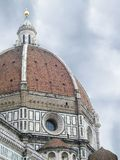 Santa Maria del Fiore in Florence Royalty Free Stock Image