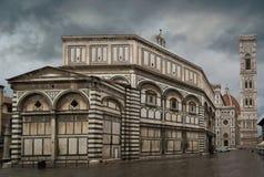Santa Maria Del Fiore in Florence Stock Photos