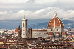 Santa Maria Del Fiore, Florence Royalty Free Stock Photos