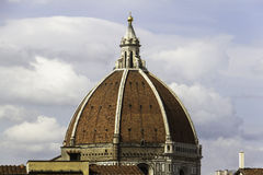 Santa Maria del fiore. In Florence Royalty Free Stock Image