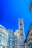 Santa Maria del Fiore Florence Fotos de archivo