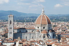 Santa Maria del Fiore in Florence, Italy Royalty Free Stock Photos