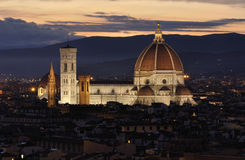 Santa Maria del Fiore, Florence, Italy Royalty Free Stock Image