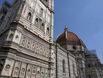 Santa Maria del Fiore Florencia, Italien fotografering för bildbyråer