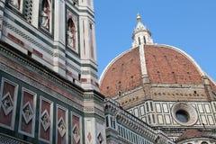 Santa Maria Del Fiore Florencja obraz royalty free