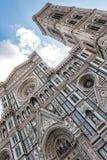 Santa Maria Del Fiore, Florencja -, Włochy Obrazy Stock