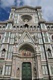 Santa Maria del Fiore, Florenz, Italien Lizenzfreie Stockfotografie