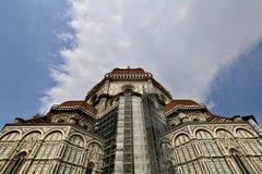Santa Maria Del Fiore katedra, Florencja, Włochy Obraz Royalty Free