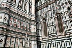 Santa Maria Del Fiore katedra, Florencja, Włochy Obrazy Royalty Free