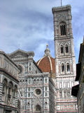 Santa Maria del Fiore portrait hdr Royalty Free Stock Photo