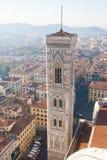 Santa Maria del Fiore-Turm Lizenzfreies Stockfoto