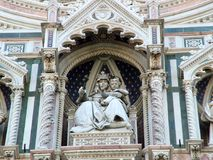 Santa Maria del Fiori cathedral Royalty Free Stock Images