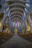 Santa Maria del Mar - cathedral of the sea Stock Photo