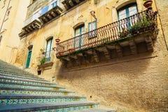 Santa Maria del Monte Imagem de Stock Royalty Free