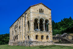 Santa Maria del Naranco Royalty Free Stock Photo