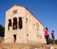 Santa Maria del Naranco, Oviedo Royalty Free Stock Image