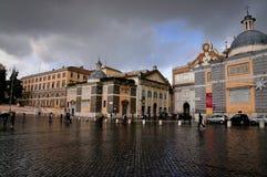 Santa Maria del Popolo, Rome Stock Photos