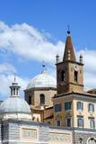 Santa Maria del Popolo in Rome Stock Image