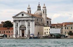 Santa Maria del Rosario (I Gesuati), Venice Stock Image