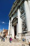 Santa Maria del Rosario in Venice Stock Image