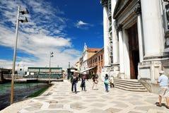 Santa Maria del Rosario in Venice Royalty Free Stock Photo