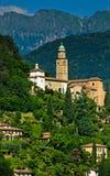 Santa Maria del Sasso Foto de Stock Royalty Free
