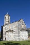 Santa Maria del Tiglio Royalty Free Stock Photo