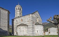 Santa Maria del Tiglio Royalty Free Stock Image