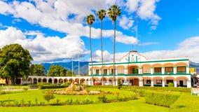 Achitecture of Oaxaca Royalty Free Stock Photography