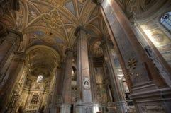 Santa Maria dell Anima church in Rome Stock Photography