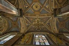 Santa Maria dell Anima church in Rome Royalty Free Stock Photos