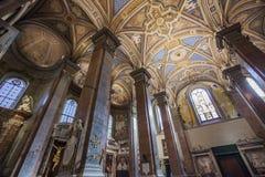 Santa Maria dell Anima church in Rome Stock Photos