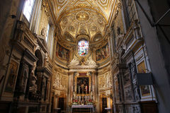 Santa Maria dell Anima, Rome Royalty Free Stock Photos