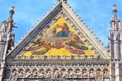 Santa Maria dell' assunta Cathedral Stock Image