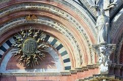 Santa Maria dell' assunta Cathedral Royalty Free Stock Image
