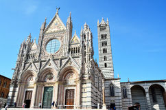 Santa Maria dell' assunta Cathedral Stock Photos