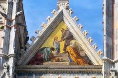 Santa Maria dell' assunta Cathedral Royalty Free Stock Images