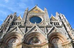 Santa Maria dell' assunta Cathedral Stock Images
