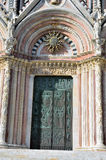 Santa Maria dell' assunta Cathedral Stock Photo