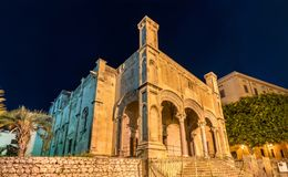 Santa Maria della Catena, a church in Palermo, Italy Royalty Free Stock Photography