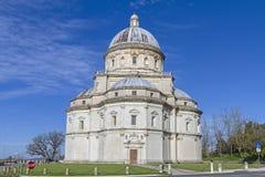 Santa Maria Della Consolazione Royalty Free Stock Image