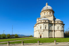Santa maria della consolazione temple royalty free stock photography