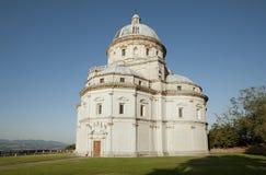 Santa Maria della Consolazione in Todi Royalty Free Stock Photos