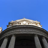 Santa Maria della Pace Rome, Italien Royaltyfri Bild