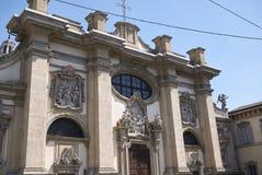 Santa Maria della Passione-Kirche Lizenzfreie Stockbilder