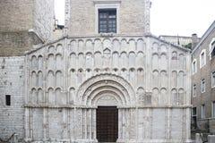 Santa Maria della Piazza imagem de stock