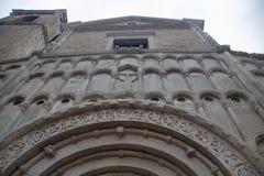 Santa Maria della Piazza foto de stock