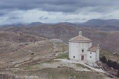 Santa maria della pietà view Stock Photo