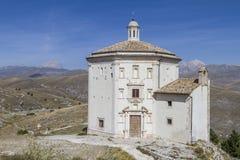 Santa Maria della Pieta Stock Image