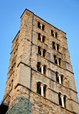 Santa Maria della Pieve in Arezzo Stock Photos